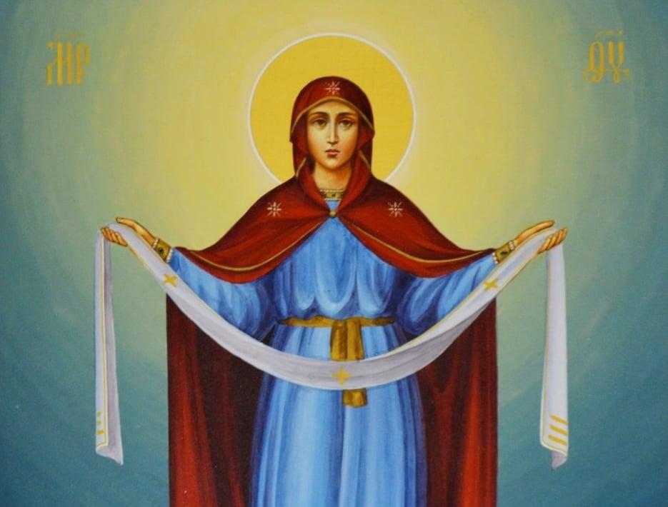 Картинки на 14 октября покров пресвятой богородицы