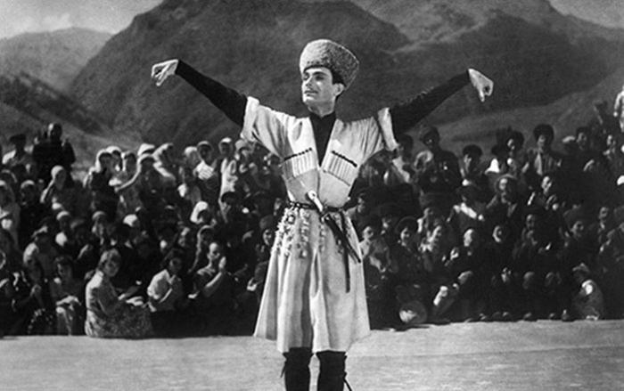 «Моя любимая еврейская мама» Гений танца Махмуд Эсамбаев